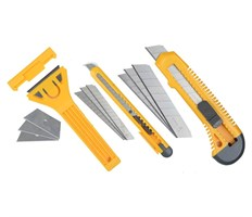 Строительные ножи, лезвия