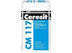 Клей Ceresit CM-117 (25кг) - фото 4304