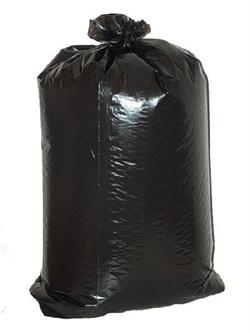 Мешок строительный черный - фото 4955