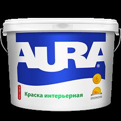 Аура Ekonomy Краска для стен и потолков (2,5л) - фото 5302