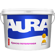 Аура Ekonomy Краска для потолков (5л)