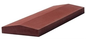 Парапет заборный 50х18см с пигментом (цветной)