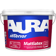 Краска AURA Mattlatex (9л)